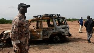 Niger jihadiste humanitaire