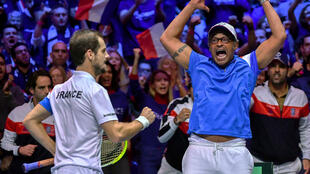Malmenée par la Belgique, la France a tout de même remporté le double.