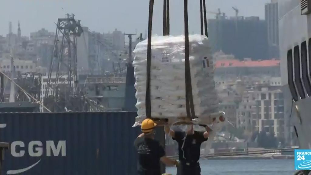France keeps a close eye on Beirut blast aid amid endemic corruption in Lebanon