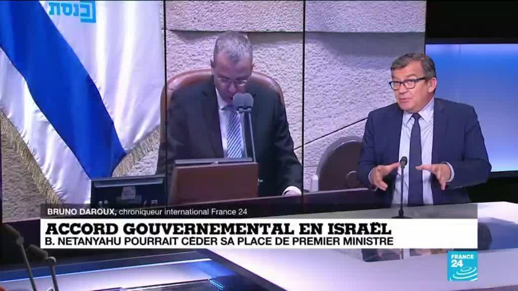 2021-06-02 10:33 Accord gouvernemental en Israël : négociations en cours pour un exécutif anti-Netanyahu
