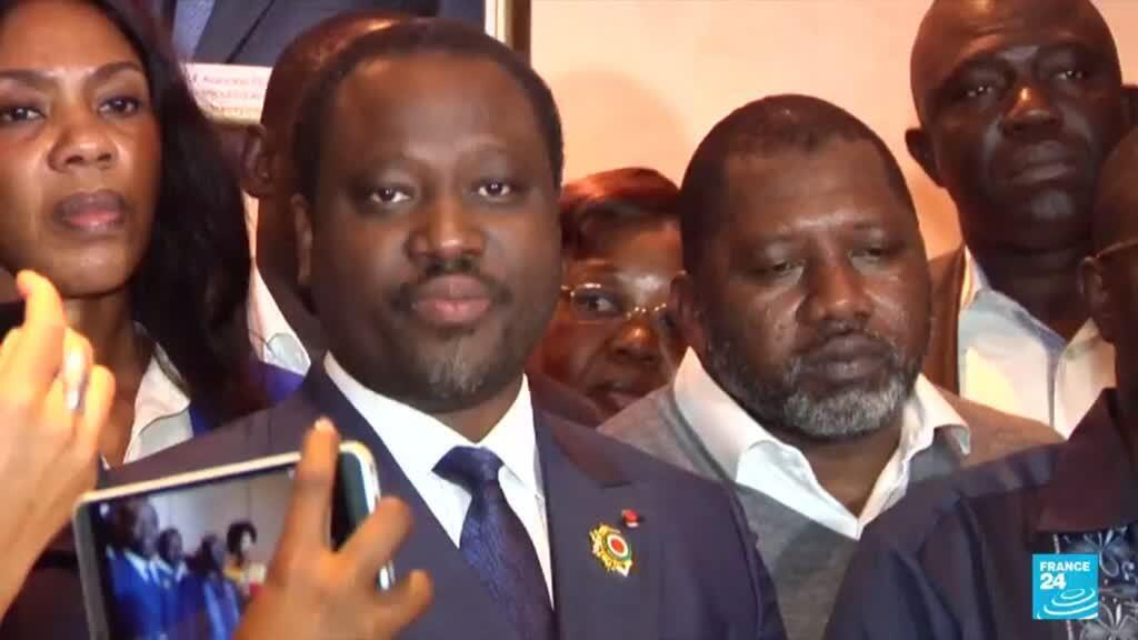2021-06-23 19:01 Côte d'Ivoire : prison à vie pour G. Soro, cet ancien Premier ministre aux ambitions présidentielles