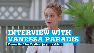 Vanessa Paradis is jury president at this years Deauville American Film Festival.