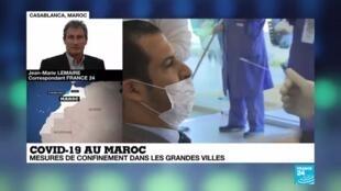 2020-07-27 15:02 Covid-19 au Maroc : de nouvelles mesures de confinement à l'approche de l'Aïd