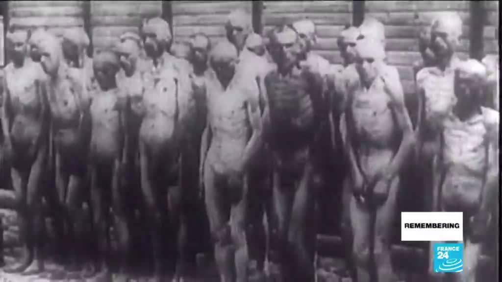 2020-01-27 14:35 Auschwitz, the symbol of the Holocaust
