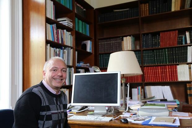 فريدريك أبيكاسيس مدير الدراسات بالمعهد العلمي الفرنسي للآثار الشرقية في القاهرة.