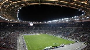 Le Stade de France où va avoir lieu la rencontre France-Turquie.