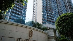 A penthouse in Hong Kong's affluent Mid-Levels neighbourhood set a new benchmark for price per square foot at $17,500