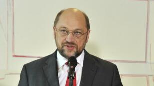 L'ex-président du Parlement européen a été choisis par le SPD pour devenir le candidat du parti à la course à la chancellerie allemande.