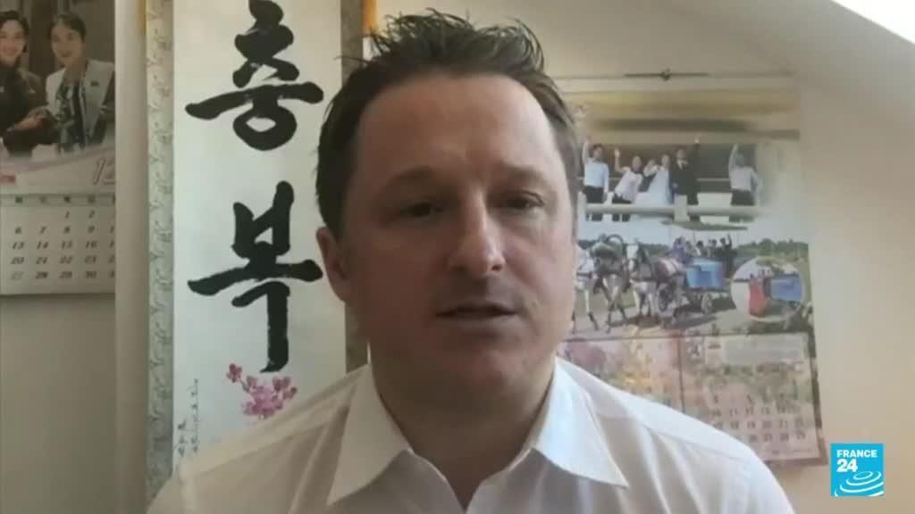 2021-08-12 02:11 China condenó a 11 años de prisión al canadiense Michael Spavor por espionaje