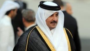 الأمير تميم بن حمد آل ثاني