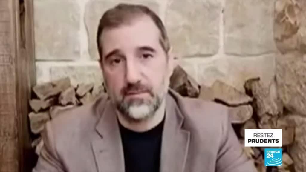 2020-05-20 13:02 Syrie : qui est Rami Makhlouf, magnat et cousin de Bachar tombé en disgrâce ?