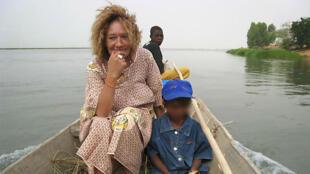 Sophie Pétronin, qui dirigeait au Mali une association d'aide aux orphelins, a été enlevée à Gao en décembre2016.