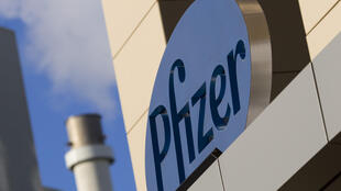 Pfizer said the vaccine was a 'much needed breakthrough' in the fight against Covid-19