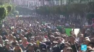 2019-12-12 10:05 Algeria: Protests continue as election kicks off