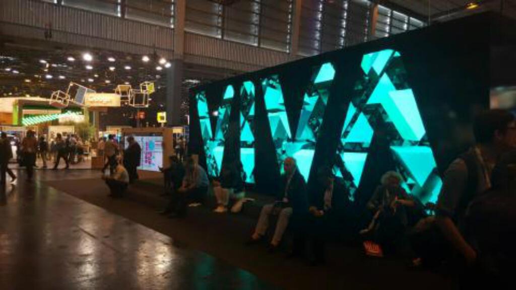 Cinq mille start-up étaient présentes lors du premier salon Viva Technology à Paris.