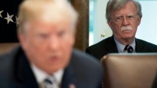 Un juge fédéral a rejeté, le 20 juin 2020, la requête formulée par le gouvernement américain de faire interdire la sortie du livre explosif de John Bolton. (Image d'archives).