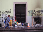 La tension ne faiblit pas en Bolivie où une nouvelle présidentielle est annoncée
