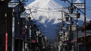 No climbing this year at Mount Fuji