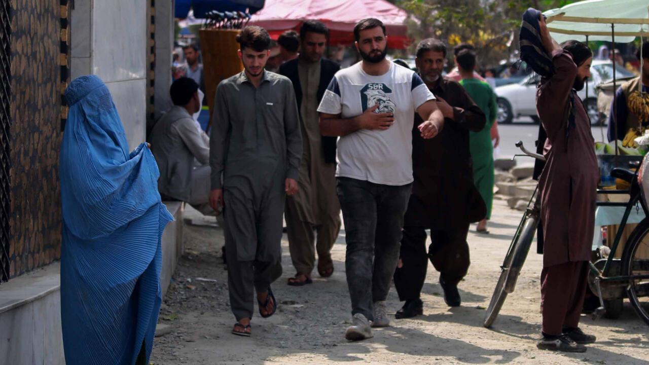 crisis afgana