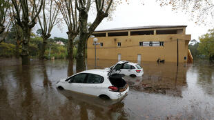 24112019 flooding south france