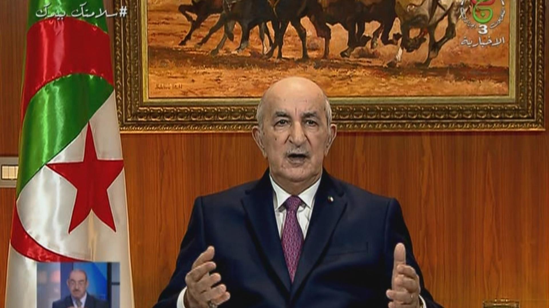 L'Algérie dissout son parlement, convoque des élections anticipées
