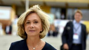 Valérie Pécrese le 29 août 2019 à Paris