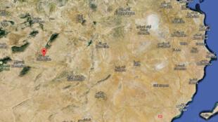 L'attaque aurait eu lieu à Sbeïtla, dans le centre-ouest de la Tunisie, près de Kasserine.
