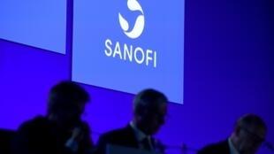 """""""Nuestro objetivo es trabajar con el conjunto de los Estados para que se distribuya la vacuna para todos al mismo tiempo"""", dijo a la AFP Olivier Bogillot, presidente del grupo farmacéutico en Francia"""