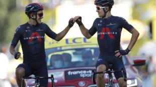 Kwiatkowski-Tour de France 18e