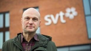 الصحافي السويدي فريدريك أونفال