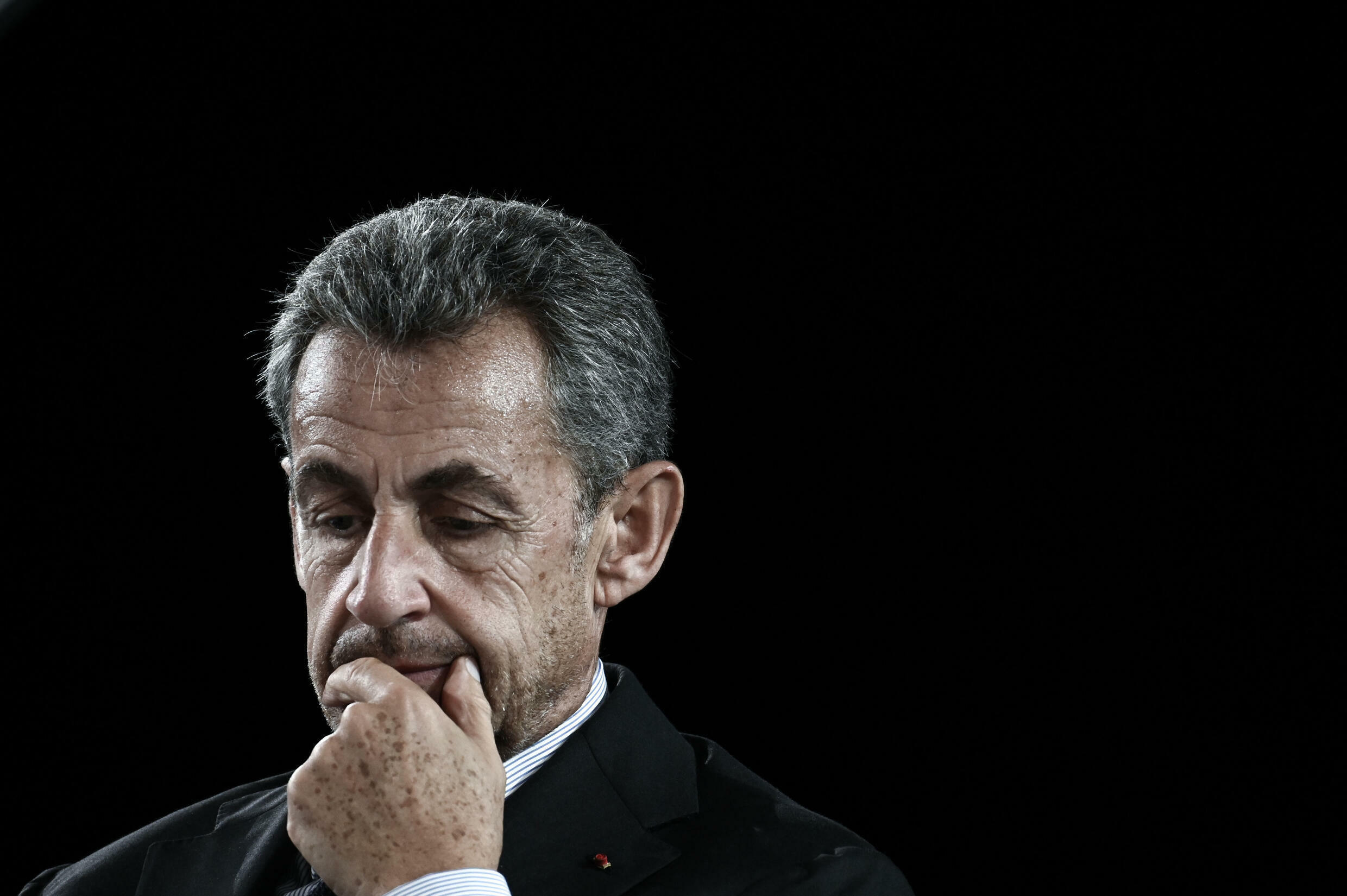 Sarkozy had said he would not testify at the trial