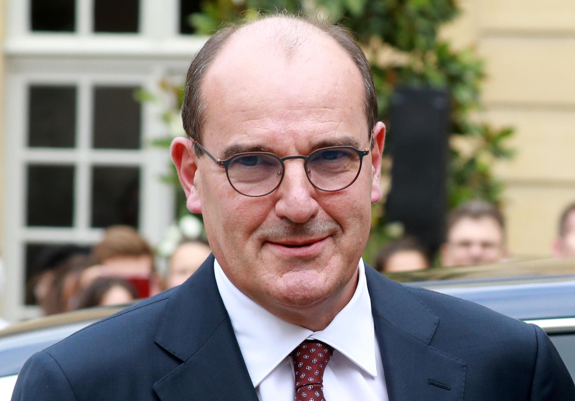 Jean Castex à Paris, le 15 septembre 2017.