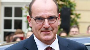 Jean Castex, le 15 septembre 2017 à Paris