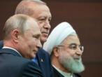 Ankara, Moscou, et Téhéran s'accordent sur un comité constitutionnel pour la Syrie
