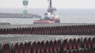 Nord Stream 2 Baltic Sea