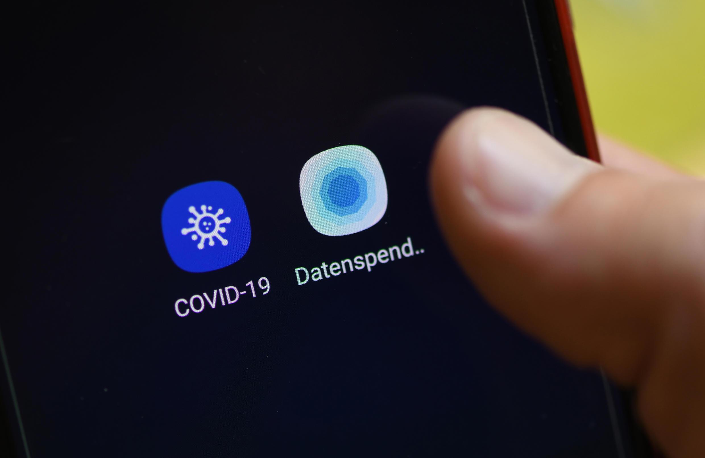 Covid-19-application-smartphone