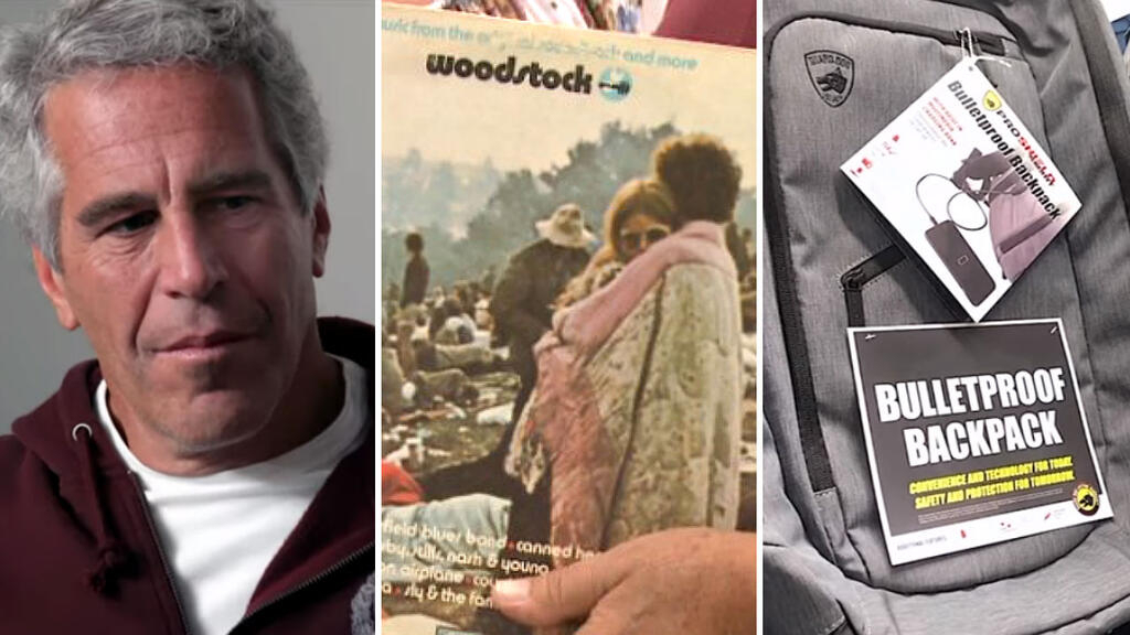 Week in Review: Jeffrey Epstein's French connections, Woodstock turns 50 and a bulletproof back-to-school in the US