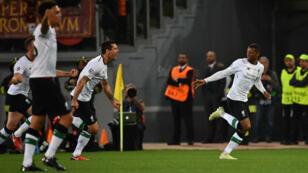 L'AS Roma a réagi trop tard pour renverser Liverpool.