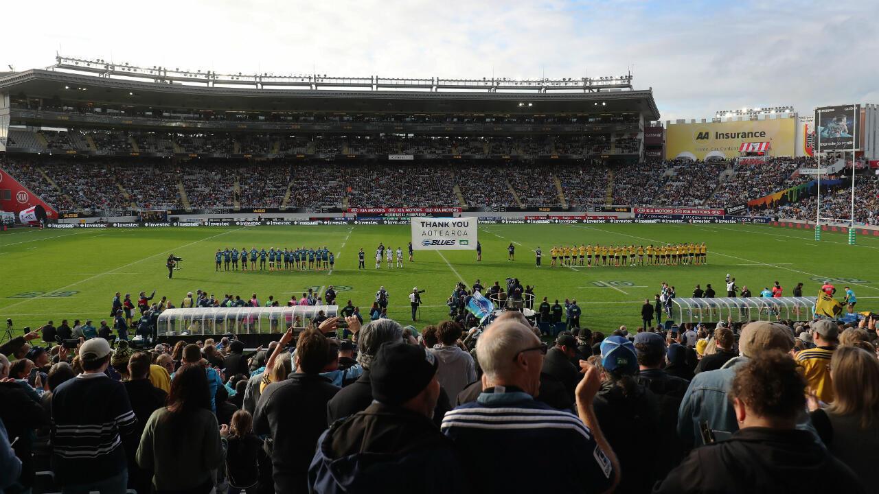 Eden Park Rugby