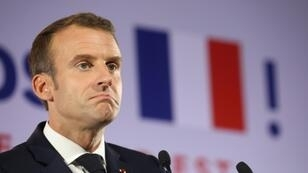 """The Paris meeting of defence ministers comes after French President Emmanuel Macron called for a """"real European army"""""""