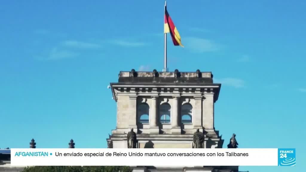 2021-10-06 22:34 Alemania: Verdes y liberales decidieron dialogar con socialdemócratas para formar Gobierno