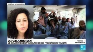 2020-05-26 14:21 En Afghanistan, le gouvernement va relâcher 900 prisonniers talibans