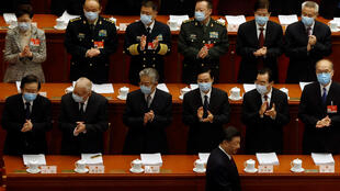 CHINe - PARLeMENT