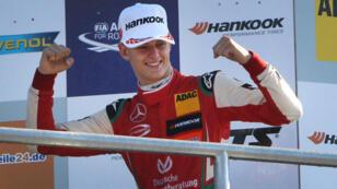 Premier sacre en Formule 3 européenne pour Mick Schumacher.