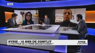 Le Débat de France 24 - lundi 15 mars 2021