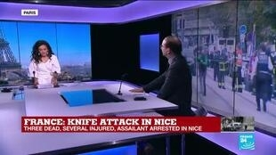 2020-10-29 13:15 Analysis: Deadly attack unlikely to change French stance on freedom of expression
