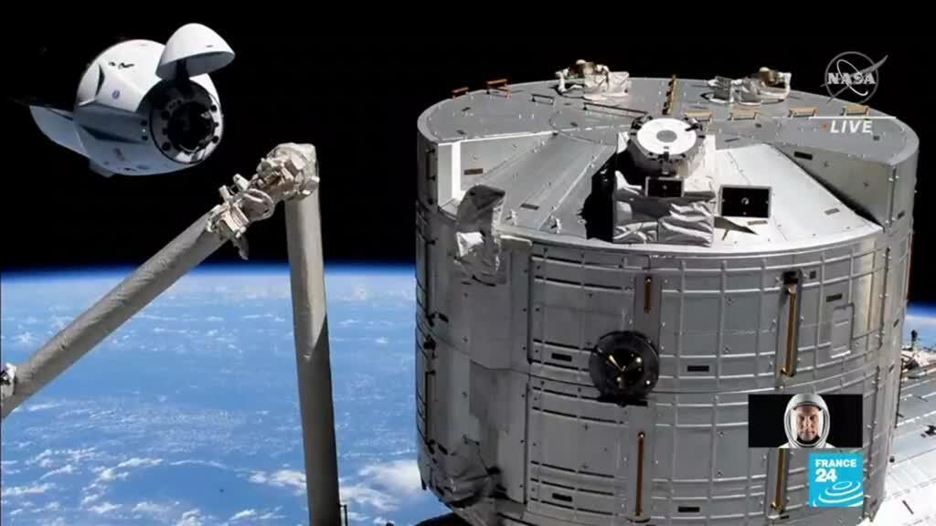 2021-04-24 19:10 Misión Crew 2 estará seis meses en el espacio realizando más de 200 experimentos científicos