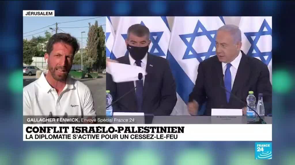 2021-05-20 17:01 Conflit Israélo-palestinien : la diplomatie s'active pour un cessez-le-feu