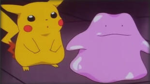 """Le Pokémon polymorphe échappe encore et toujours aux pokéballs des joueurs de """"Pokémon Go""""."""