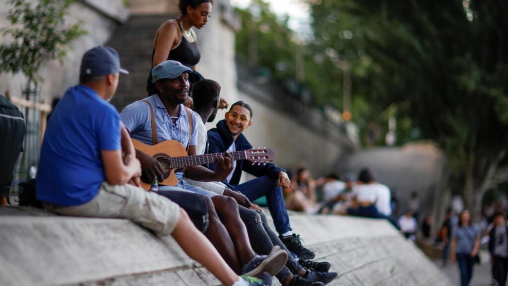Fête de la musique : les Français retrouvent un peu de joie collective